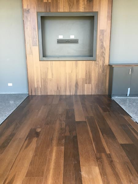 American Black Walnut Artistic Timber Flooring
