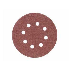 Norton Adalox Speed Grip Discs - 125mm 8 Hole