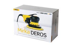 Mirka Deros 150 mm Sander (5mm Orbit)